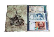 """ЕВРОПА XIX-XX век. 23 банкноты """"старой ЕВРОПЫ"""" в альбоме.  КОЛЛЕКЦИОННОЕ ИЗДАНИЕ #1"""