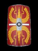 Скутум. Legio ХХ со стальным кантом