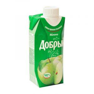 Сок яблочный 1000мл