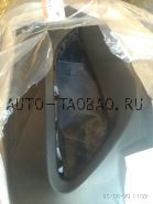 2804120U221G Бампер задний (пластик) JAC S3,