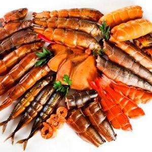 Рыбные деликатесы 250г