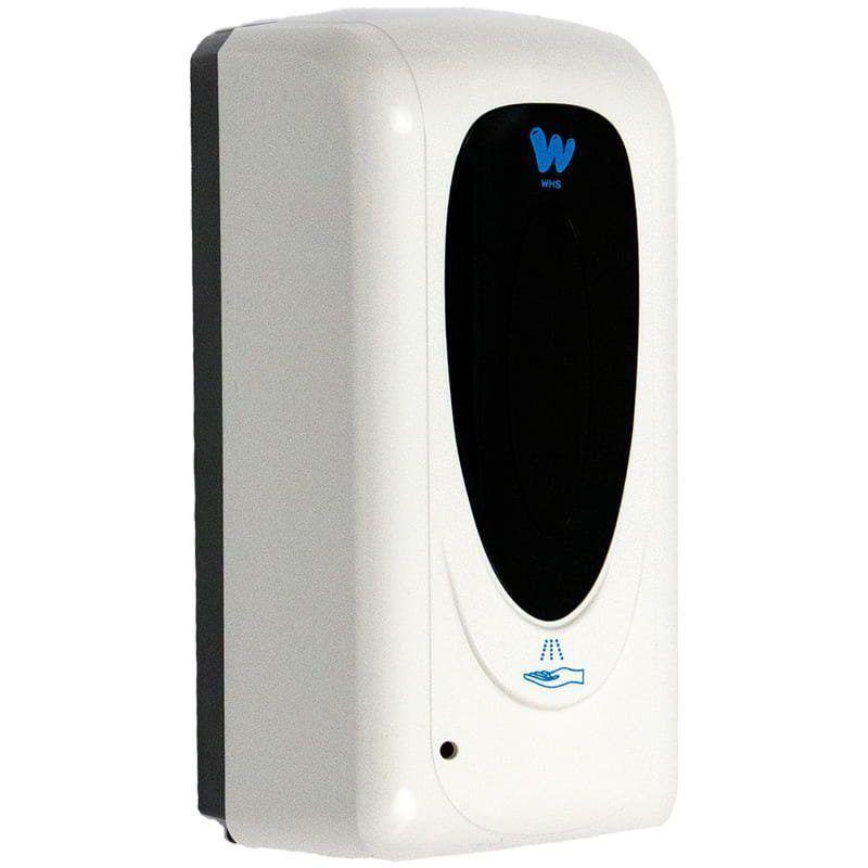 Диспенсер для антисептика WHS PW-2252, наливной, сенсорный, пластик, белый/серый, ,1л, 308075