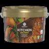 Влагостойкая Краска 9л Eskaro Akzent Kitchen Матовая Особо Прочная для Внутренних Работ