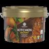 Влагостойкая Краска 0.9л Eskaro Akzent Kitchen Матовая Особо Прочная для Внутренних Работ