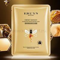 Маска для лица Eruyn Sweet Honey с экстрактом меда 25 g