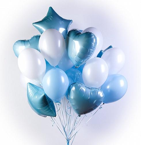Воздушные шары Облако шаров Мечтателю