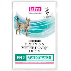 Pro Plan VD Feline EN Gastrointestinal Влажный корм для кошек при расстройствах пищеварения, с лососем