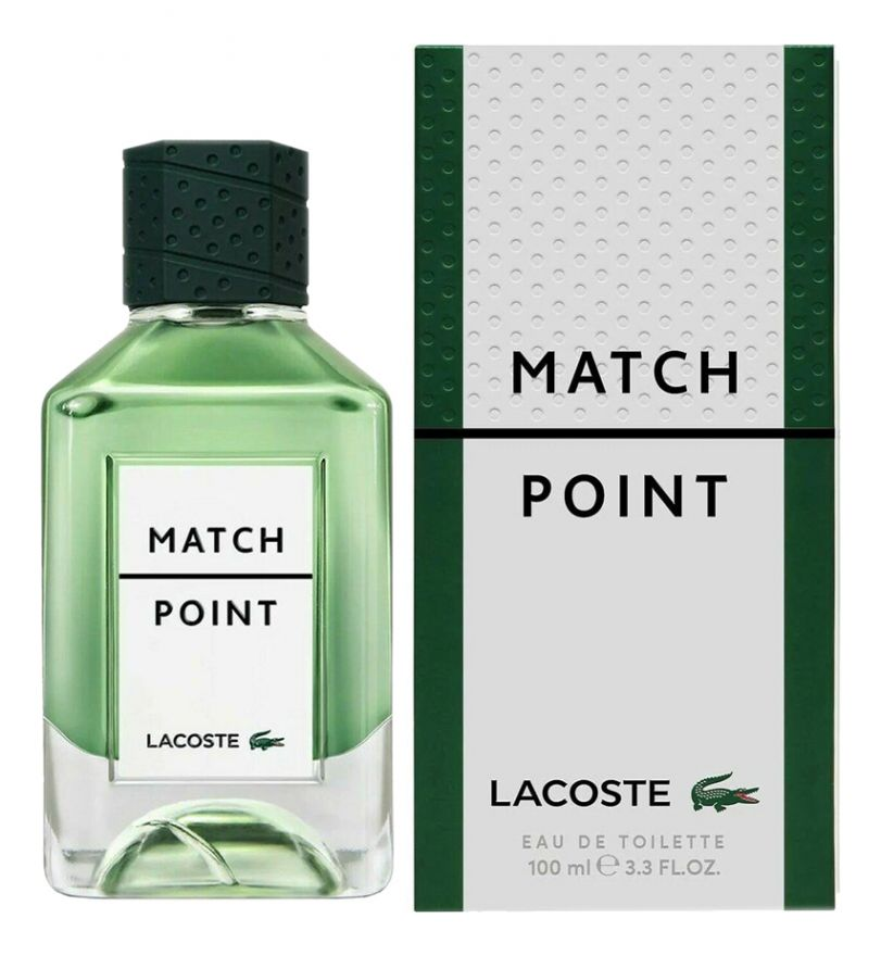 Lacoste Match Point 100 мл (EURO)