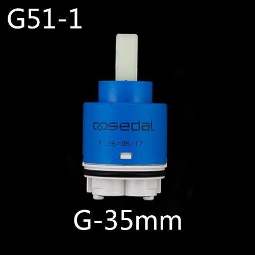 Картридж для смесителя Sedal Gappo G51-1 высокий