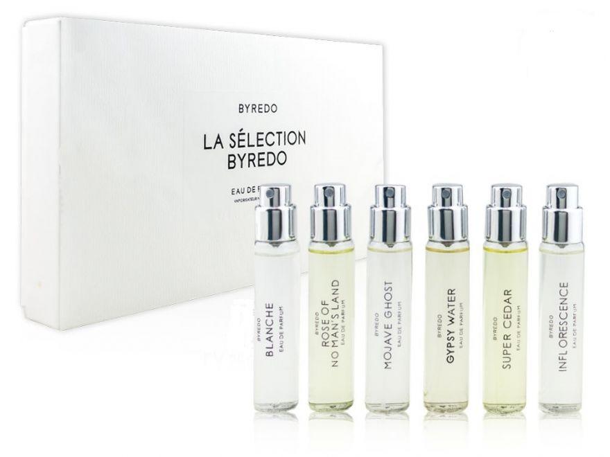Подарочный набор BYREDO La Selection Byredo 6х12 мл