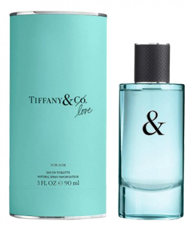 Tiffany & Co Love edp for him 90 ml (в тубе)