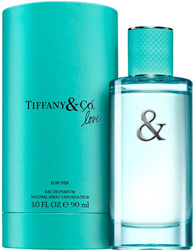 Tiffany & Co Love edp for her 90 ml (в тубе)