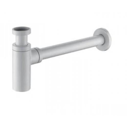 Vaserzberg SUS-6W Белый сифон для раковины