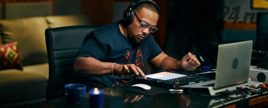 Timbaland Teaches Producing and Beatmaking (RUS) [Masterclass]