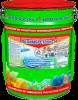 Наливной Пол Краско Полимерстоун-2 20кг RAL 7040 Полиуретановый, Серый, Глянцевый  для Пола без Запаха и Органических Растворителей