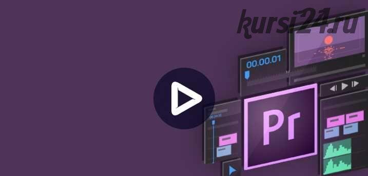 Adobe Premiere Pro быстрый старт (Дмитрий Ларионов)