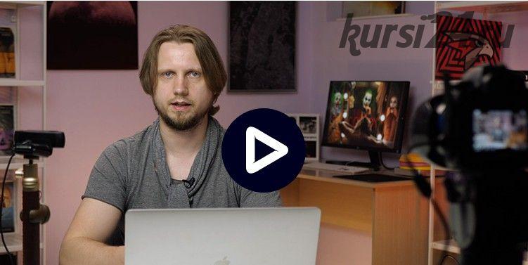 [liveclasses] Как создать обучающее видео у себя дома (Алексей Довгуля)