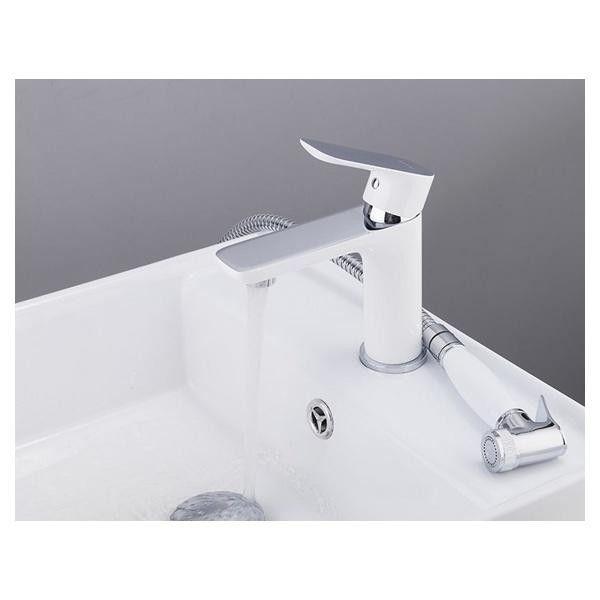 Gappo Noar G1048-1 Смеситель для раковины с гигиеническим душем