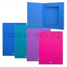 Папка-бокс А4 3см ErichKrause Glance Vivid/Diagonal Vivid 43076/50382