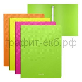 Папка А4 3.5см 4к.Glance Neon ErichKrause 42973