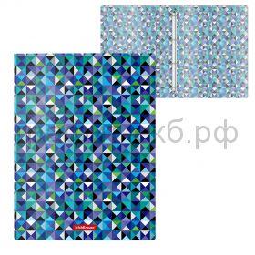 Папка А4 2,4см 4к.Cubes ErichKrause 47155
