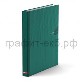 Файл А4 3,5см 2к.ErichKrause WORK INSIDE зеленый 19870