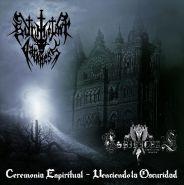 ESPIRITUAL / SURMOUNT DARKNESS - Split CD [proCDr]