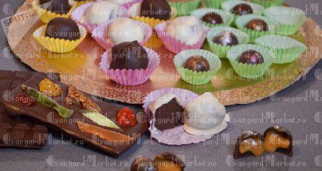 Платто восточных сладостей