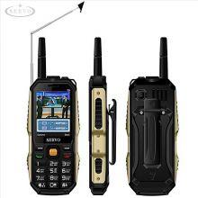Телефон 3 Sim SERVO P20 с аналоговым ТВ