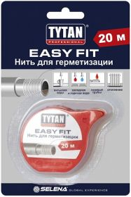 Нить для Герметизации Tytan Professional Easy Fit 20м Универсальная