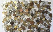 Япония. Большой лот старинных монет (100 шт.)