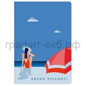 Тетрадь А5 40л.кл.BrunoVisconti Отпуск 7-40-001/42