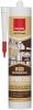 Герметик для OSB-Плит Neomid Теплый Дом 310мл Эластичный, Акриловый, Межшовный / Неомид для ОСБ-Плит