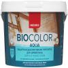 Пропитка для Древесины Neomid BIO Color Aqua 2.3л без Запаха, Деревозащитная для Внутренних и Наружных Работ / Неомид Био Колор Аква