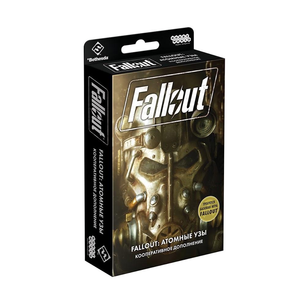 Fallout: Атомные узы (дополнение, на русском)