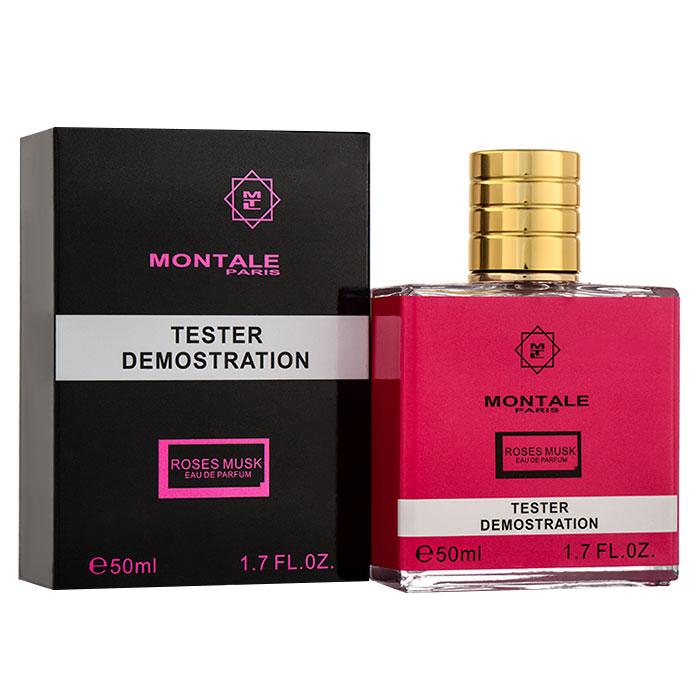 Tester 50ml - Montale Roses Musk
