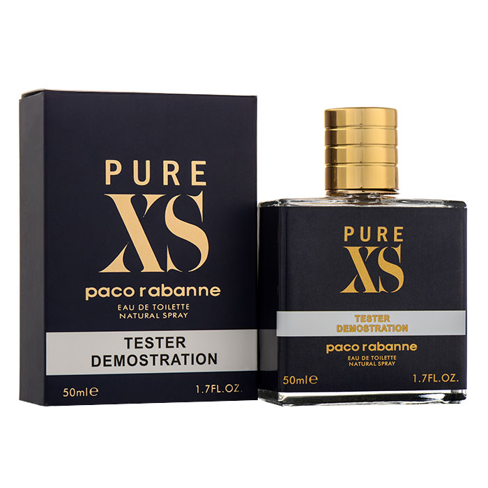 Tester 50ml - Paco Rabanne Pure XS
