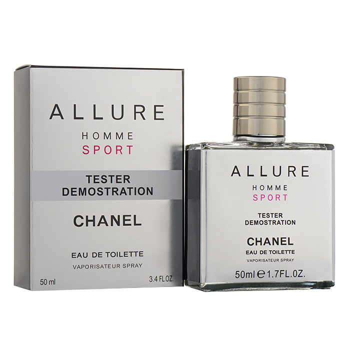 Tester 50ml - Chanel Allure Homme Sport
