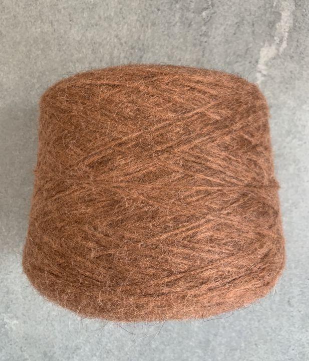 Шнурок С альпакой Sofking цвет кирпичный
