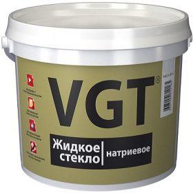 Жидкое Стекло Натриевое VGT 15кг для Приклеивания и Гидроизоляции / ВГТ