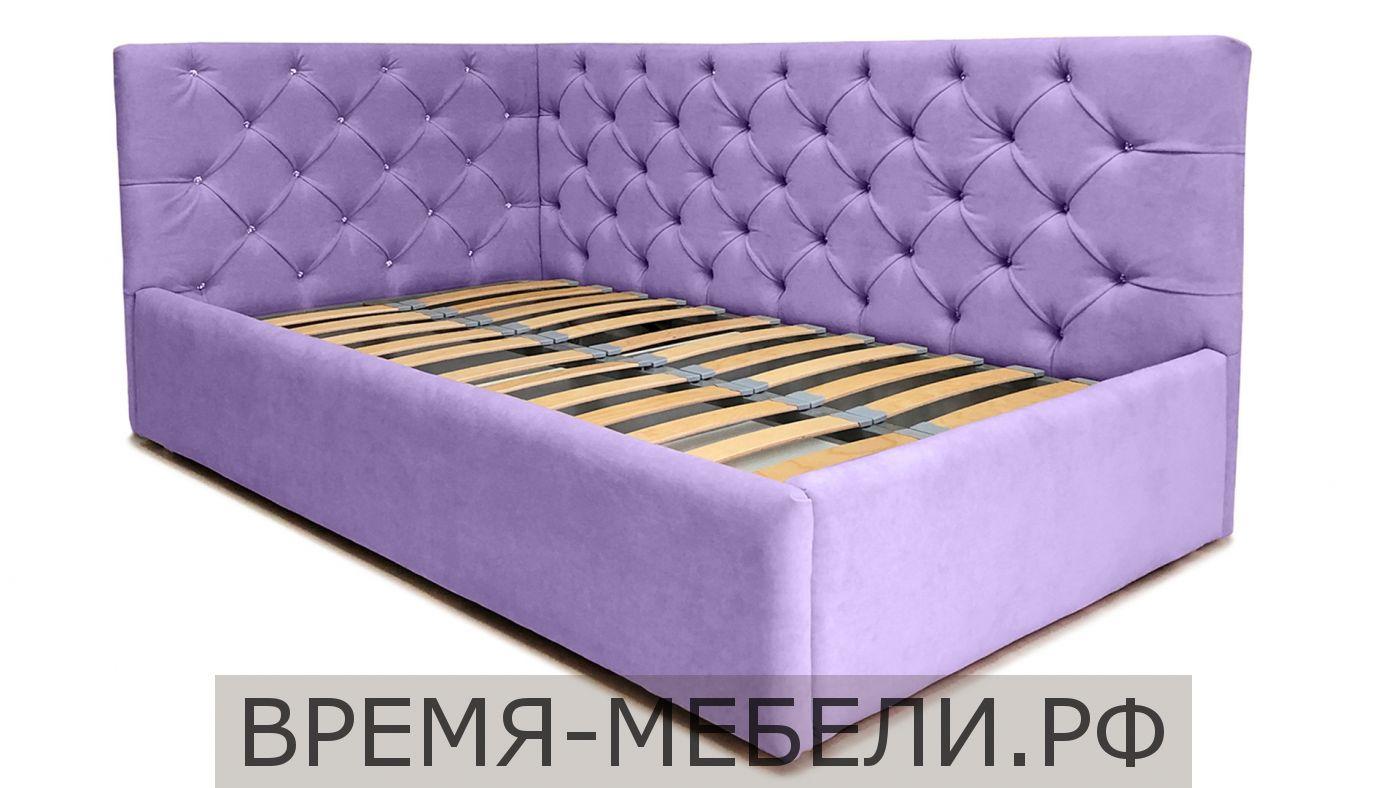 Кровать «Оливия» с подъемным механизмом НМ-27