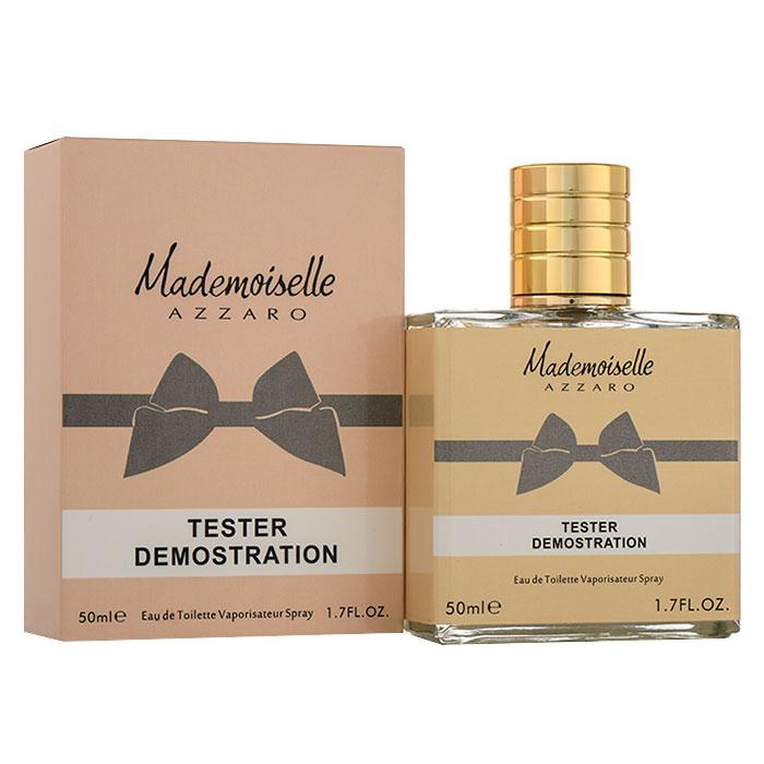 Tester 50ml - Azzaro Mademoiselle