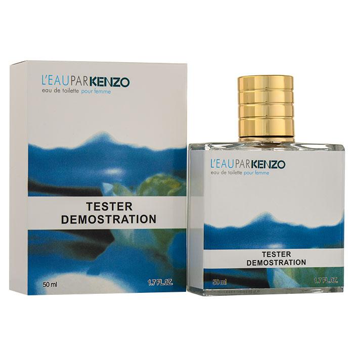 Tester 50ml - Kenzo L`eau Kenzo Pour Femme
