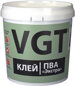 Клей ПВА Экстра VGT 10кг Сверхпрочный / ВГТ Экстра