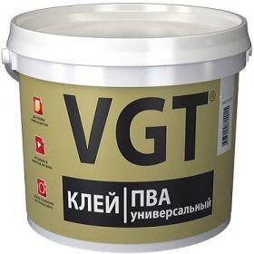 Клей ПВА Универсальный VGT 2.5кг для Всех Типов Работ / ВГТ Универсальный