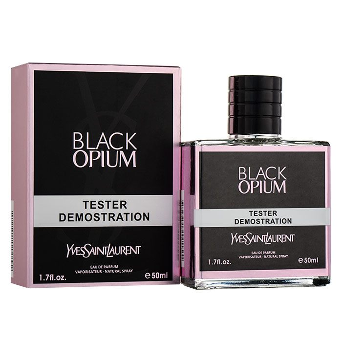 Tester 50ml - YSL Black Opium