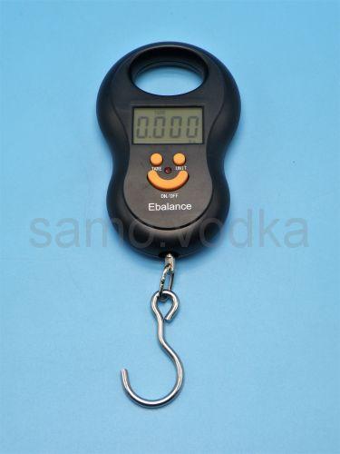 Безмен электронный (весы) до 50кг
