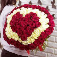 101 роза 50 см