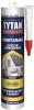 Герметик Силиконовый Tytan Professional 280мл Универсальный, Бесцветный, Белый, Серый, Черный, Коричневый/ Титан Силиконовый