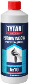 Очиститель для ПВХ Tytan Professional Eurowindow №10 0.95л / Титан Евровинд